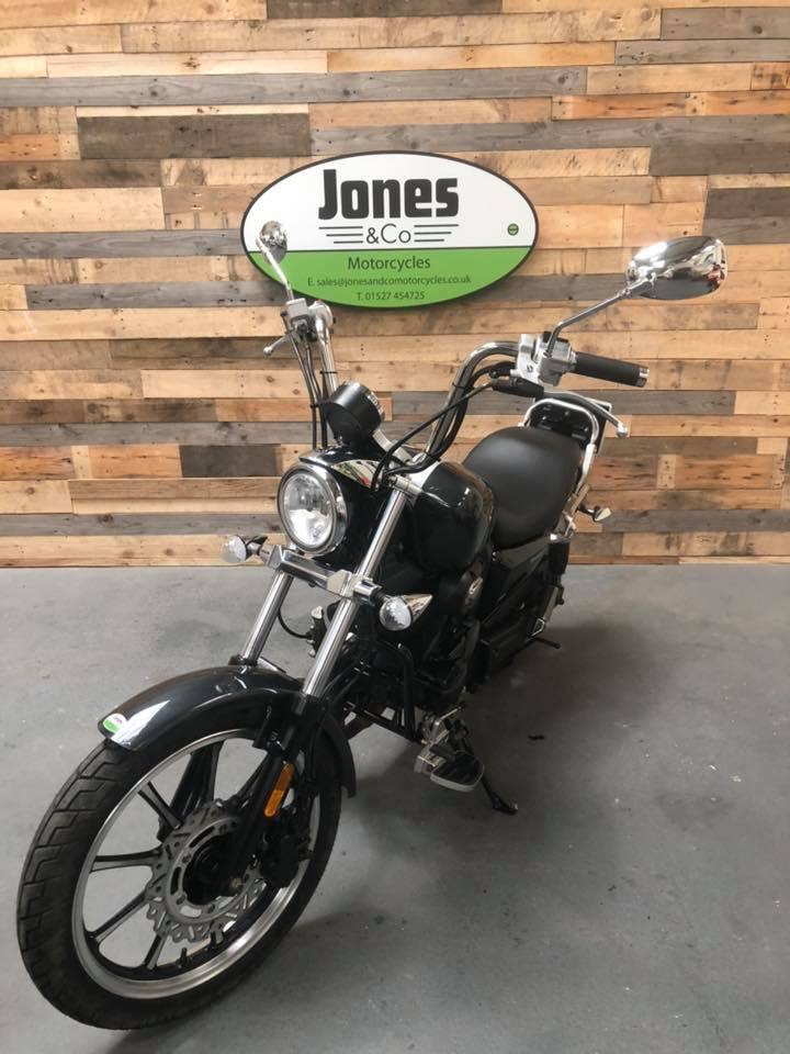 Lexmoto Michigan 125 2018